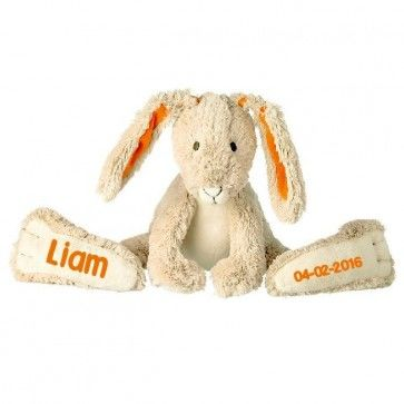 Happy Horse Rabbit Twine met naam bedrukt