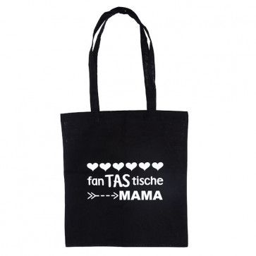Katoenen tas Fantastische Mama