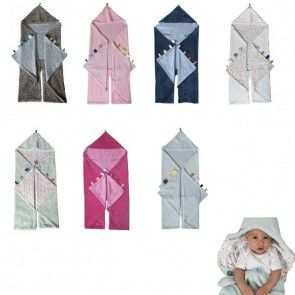 Snoozebaby Trendy Wrapping omslagdoek