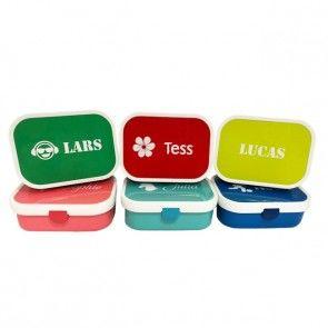Mepal Campus Lunchbox met naam
