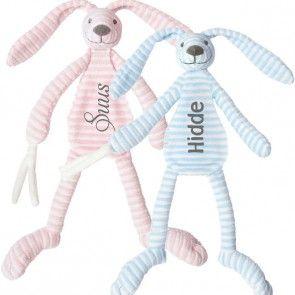 Happy Horse Rabbit Reece Speenknuffel met naam bedrukt