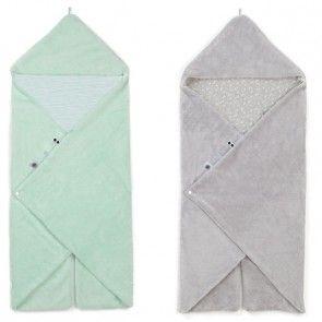 Snoozebaby Wrapping omslagdoek/wikkeldoek