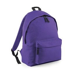 paarse rugzak met naam koter kado