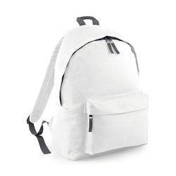 witte rugzak met naam koter kado