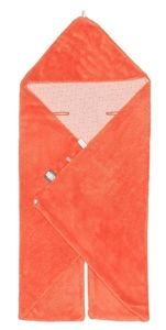 Trendy Wrapping sunset coral